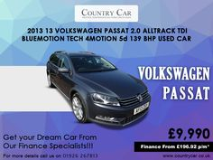 Find the latest deals on used Volkswagen cars for sale in Warwick right here at Country Car. Passat Variant, Car Volkswagen, Vw Passat, Amazing Cars, Car Ins, Used Cars, Cars For Sale, Dream Cars, Classic Cars