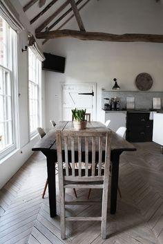 Dcor de Provence kitchen