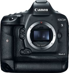 Canon EOS-1D X Mark II Full-Frame DSLR Camera for Professional Image Creators: Features 20.2MP, Improved AF and 4K Video