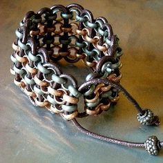 Google Image Result for http://jewelrymakingprofessor.com/jewelry-making-blog/wp-content/uploads/2012/09/ChainReactionCuff_small.jpg