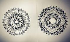 oneonine:  mandala by miss sita @ one o nine tattoo barcelona