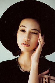 Kiko Mizuhara Stars As The Cover Story For GINA Magazine