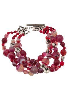 Lisa Jenks quartz bracelet