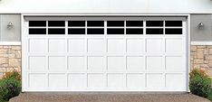 Wood garage doors by Wayne Dalton combine the convenience of modern sectional doors with the classic appearance of swing-open carriage house style wood doors. Garage Door Parts, Garage Door Windows, Wood Garage Doors, Garage Door Repair, Car Garage, Garage Door Manufacturers, Garage Door Replacement, Track Door, Moving Walls