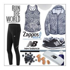 """Winners for Run the World in New Balance"" by polyvore ❤ liked on Polyvore featuring New Balance Classics, New Balance, bkr, JINsoon, NewBalance and polyvoreeditorial"