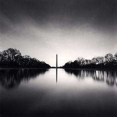 In rememberance of one VERY important dream. Washington Monument, photo by Michael Kenna.