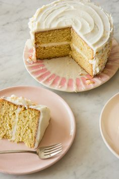 You can never have too many coconut cake recipes. This one is from Spoon Fork Bacon.