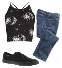"""""""Untitled #143"""" by dude-iloveyouxo ❤ liked on Polyvore featuring NYDJ, Keds and Motel"""