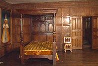 24th March, 1603, Queen Elizabeth's Death Bed