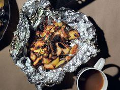 Campfire Potato Packets - Popular Mechanics
