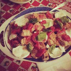 Acqua sale...*_*...#acquasale#traditional#cilento#agropoli#salerno#napoli#food#good#cucinaitaliana#cucina#italiana#love#kitchen#