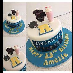 64 Trendy birthday ideas for girls sleepover kids 14th Birthday Party Ideas, 14th Birthday Cakes, Bithday Cake, Birthday Cakes For Teens, Girl Birthday, Birthday Cake Girls Teenager, 13th Birthday, Riverdale Merch, Bughead Riverdale