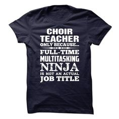 Proud Be A Choir Teacher T Shirts, Hoodies. Check price ==►…