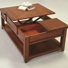 ... Cocktail tables, Lift top coffee table and Coffee table with drawers