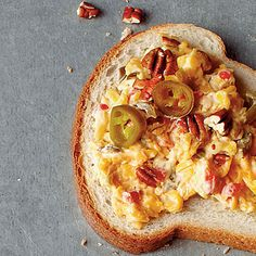 Miss Mattie's Southern Pimiento Cheese gets its sweet and spicy taste from sweet-hot pickled jalapeno peppers. The toasted pecans add to...