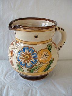 Collard Honiton Pottery Jug