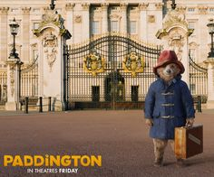 Paddington Bear is back in a new live-action movie, starring Colin Firth, Peter Capaldi, Nicole Kidman, Hugh Bonneville and Sally Hawkins Paddington Bear, Paddington Film, Hugh Bonneville, Michael Gambon, Creepy Images, Pokerface, Colin Firth, Movie Photo, London