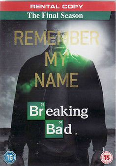 #Breaking bad - the #final #season (rental non uv  dvd ) - brand new,  View more on the LINK: 	http://www.zeppy.io/product/gb/2/131778284315/