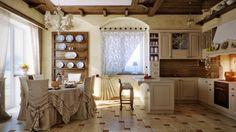 Ausstrahlung, Landhausstil, Küche Design Layouts, Landküche Designs,  Küchenschränke, Entwürfe Für Kleine Küchen, Länderküchen, Kitchen Cabinet  Design, ...