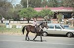 VAL, MPUMALANGA, SOUTH AFRICA. The small hamlet of Val, near Standerton is a tiny place with almost 30 inhabitants, most of them are policem...