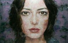 Kai Fine Art is an art website, shows painting and illustration works all over the world. Oil Portrait, Abstract Portrait, Woman Painting, Famous Artists, Paintings For Sale, Amazing Art, Art Gallery, Fine Art, Artwork