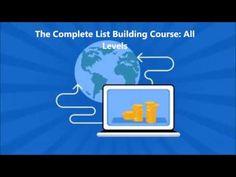 Best Online Courses: The Complete List Building Course: All Levels