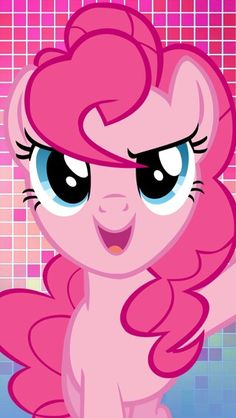 Pinkie Pie Pinkie Pie, Tumblr Wallpaper, Iphone Wallpaper, My Little Pony Wallpaper, Imagenes My Little Pony, Some Beautiful Pictures, Vanellope, Cute Unicorn, My Little Pony Friendship