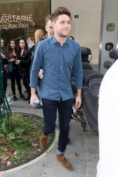 October 11: Niall in Paris