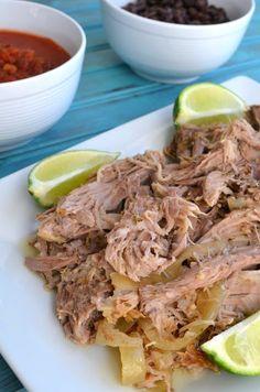 The Savvy Kitchen: Slow Cooker Cuban Pork