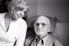 mom with her dad.  Ilford film. Frinton-on-sea. He left her and my nana when she was 6.