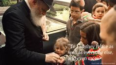 How the Lubavitcher Rebbe Educated The World About Autism in 1989