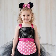 #AdoreWe #Jane.com Shoppe3130 Mouse Tutu Dress / Includes Ears and Apron - AdoreWe.com