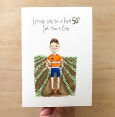 Lettuce wish you all a happy sunday. Here's a terribly corny illustration I cropped up for a famous lettuce farmer. Thanks @davemenegazzo for the hilarious brief. Not too often you end up with three bad puns for the price one one . . if you'd like one visit my site on  www.welldrawn.com.au or link is in the bio
