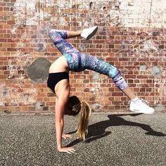 Workout-Inspiration am Dienstag  #workout #fitness #inspiration #fitnessgirls #yoga #yogainspiration