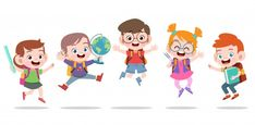 Happy cute kids boy and girl smile together Happy Mom, Happy Kids, Play Swing, Kids Mental Health, Anxiety In Children, Girl Reading, Boys Playing, Cartoon Drawings, Cute Boys