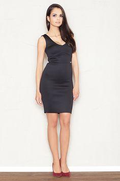 čierne úzke šaty - Hľadať Googlom
