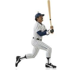 "2014 Hallmark Keepsake ""Mr. October"" Ornament - MLB - Major League Baseball #Hallmark #NewYorkYankees"