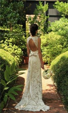 wedding dress - oh my how perfect this is