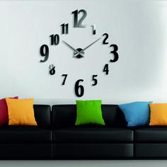 Štýlové nástenné hodiny na stenu, Wall clock, Zagar, Spiegel, Hodiny samolepky na zeď a stenu