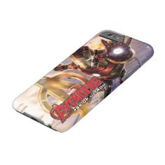 Iron Man Flying Along Skyscraper Barely There iPhone 6 Case | Avengers Age of Ultron #Avengers
