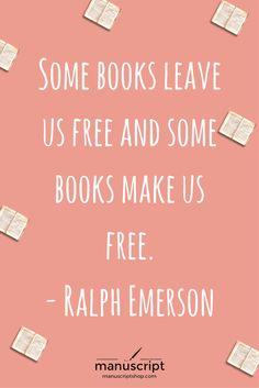 Make way, Bookish Quotes coming in hot!