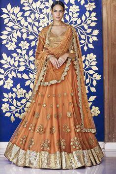 How To Drape Lehenga Saree? Gorgeous Lehenga Saree Draping Styles For The New-Age Fashionista Lehenga Style Saree, Bollywood Lehenga, Net Lehenga, Party Wear Lehenga, Lehenga Choli Online, Bridal Lehenga Choli, Anarkali, Sharara, Lehenga Choli Designs