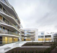 Le Toison d'Or by Ben van Berkel / UNStudio - Archiscene - Your Daily Architecture & Design Update