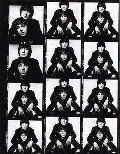 David Bailey photo session with John Lennon and Paul McCartney Foto Beatles, Les Beatles, Beatles Bible, Ringo Starr, George Harrison, First Class, David Bailey Photography, Vogue Magazin, John Lennon Paul Mccartney
