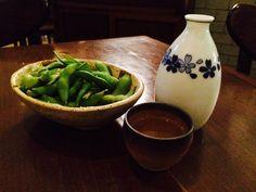 Delish Japanese food w a great sake & shochu list (30.7.14) Robbie's