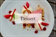 Mia Emilie Persson - Desserts, Postres, Food Deserts, Plated Desserts, Sweets