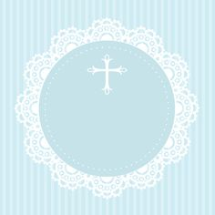 Azul Rayas Bautismo Etiqueta Christening Decorations, Communion Invitations, Free Candy, Label Paper, Printing Labels, Reveal Parties, First Communion, Christmas Deco, Pink Stripes