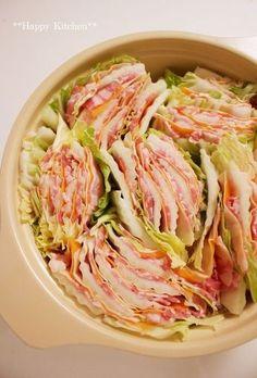餃子の皮でもちもち!トロトロ!チーズミルフィーユ鍋   たっきーママ オフィシャルブログ「たっきーママ@Happy Kitchen」Powered by Ameba