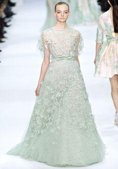 Haute Couture printemps-été 2012|10, Elie Saab