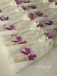 Word Handkerchief Models, How to Make Word Handkerchief? - New sites Gold Wedding Favors, Creative Wedding Favors, Wedding Favor Bags, Wedding Favors For Guests, Mod Wedding, Rustic Wedding, Wedding Room Decorations, Baby Shower Decorations, Modele Word